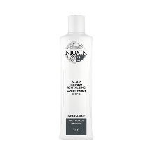 Nioxin System 2 Scalp Therapy Revitalizing Conditioner for Natural Hair with Progressed Thinning 300ml