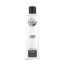 Nioxin System 2 Cleanser Shampoo for Natural Hair with Progressed Thinning 300ml