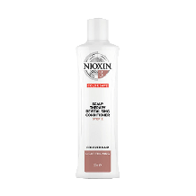Nioxin System 3 Scalp Therapy Revitalizing Conditioner for Coloured Hair with Light Thinning 300ml
