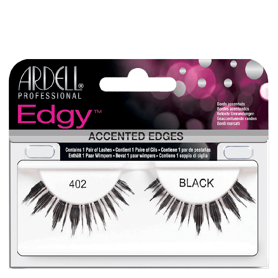 Ardell Edgy Lashes 402 Black