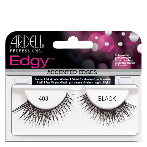Ardell Edgy Lashes 403 Black