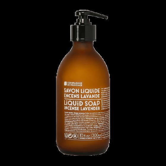 Compagnie De Provence Incense Lavender Liquid Soap 300ml