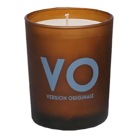 Compagnie De Provence Black Jasmine Scented Candle 190g