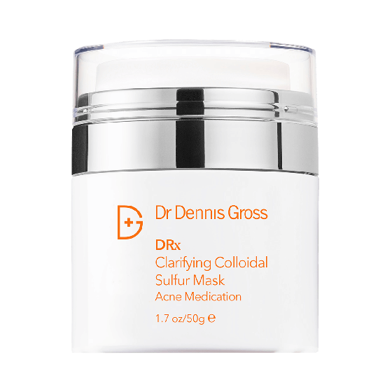 Dr Dennis Gross Clarifying Colloidal Sulfur Mask 50g