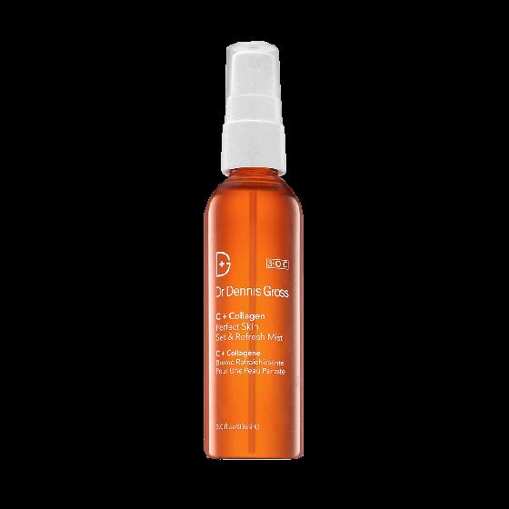 Dr Dennis Gross C+ Collagen Perfect Skin Set & Refresh Mist 88ml
