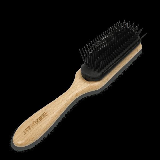Denman D5 Classic Styling Brush Wood