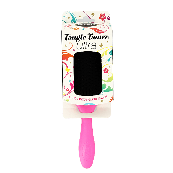 Denman D90L Tangle Tamer Pink Brush Ultra Large