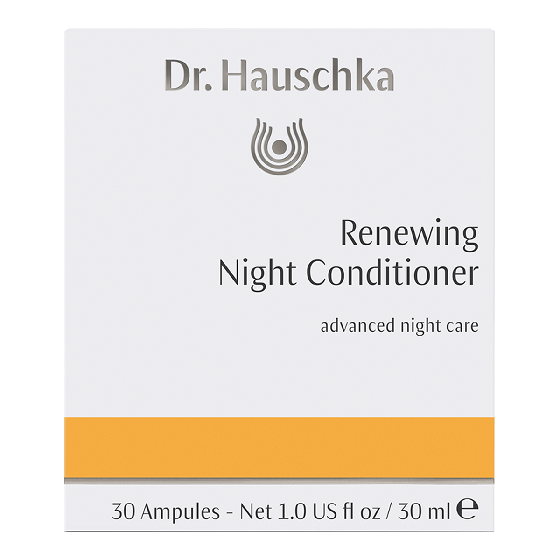 Dr. Hauschka Renewing Night Conditioner Ampoules 30 x 1ml