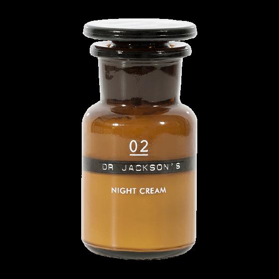 Dr Jackson's 02 Night Cream 50ml