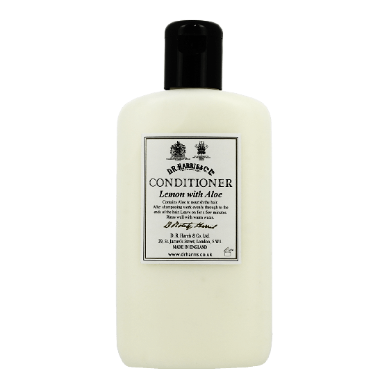 D R Harris Lemon With Aloe Conditioner 250ml