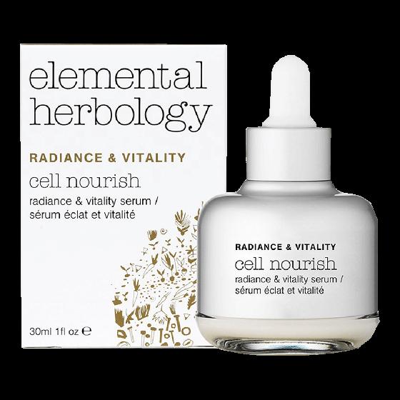Elemental Herbology Cell Nourish Radiance & Vitality Serum 30ml