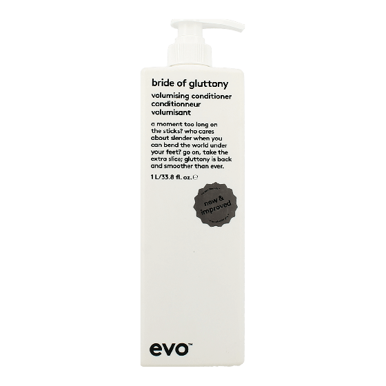 Evo Bride of Gluttony Volumising Conditioner 1000ml