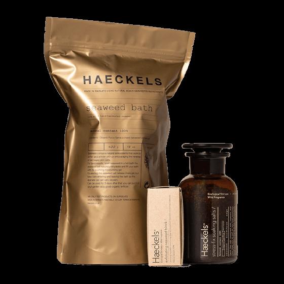 Haeckels Bath Essentials Gift Set