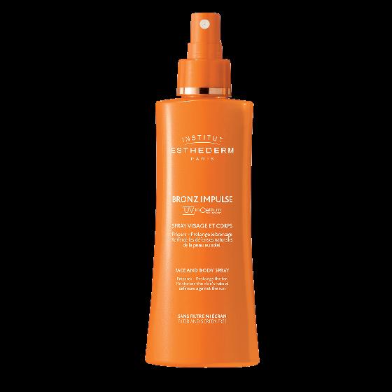 Institut Esthederm Bronze Impulse Face and Body Spray 150ml