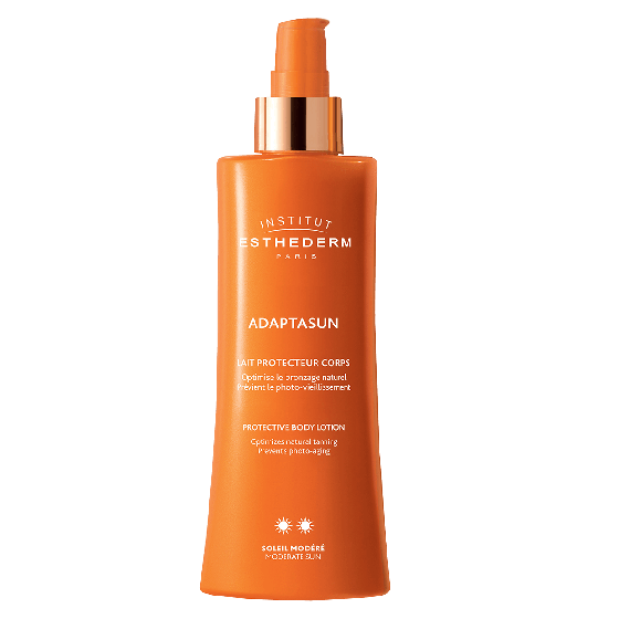 Institut Esthederm Adaptasun Body Lotion- Moderate Sun Sensitive 200ml