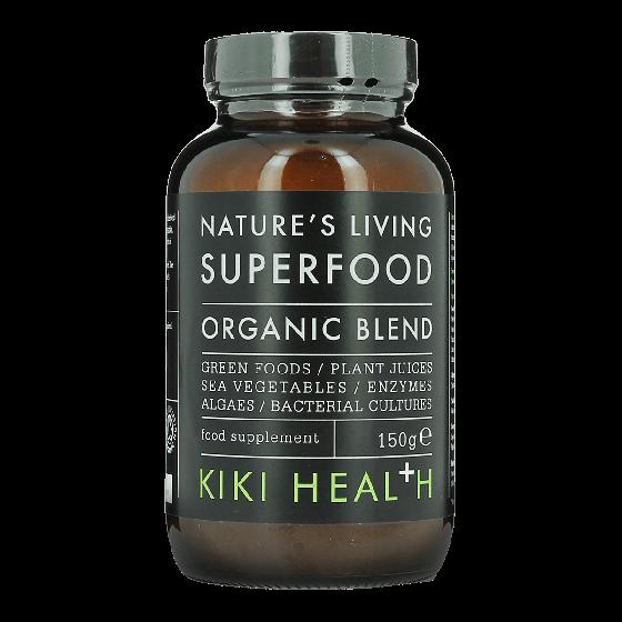 KIKI HEALTH Nature's Living Superfood Food Supplement 150g