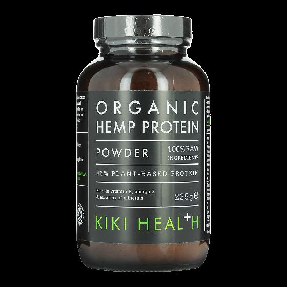 KIKI HEALTH Organic Hemp Protein Powder 235g