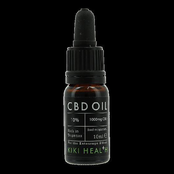 KIKI HEALTH CBD Oil 10% 10ml