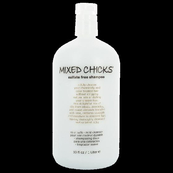 Mixed Chicks Sulfate Free Shampoo 1000ml