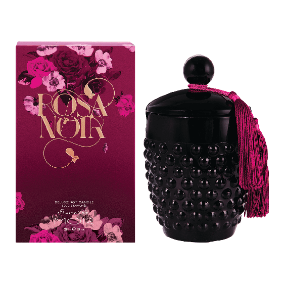 MOR Rosa Noir Deluxe Soy Candle 266g