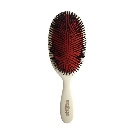 Mason Pearson B1 Large Extra Bristle Brush White