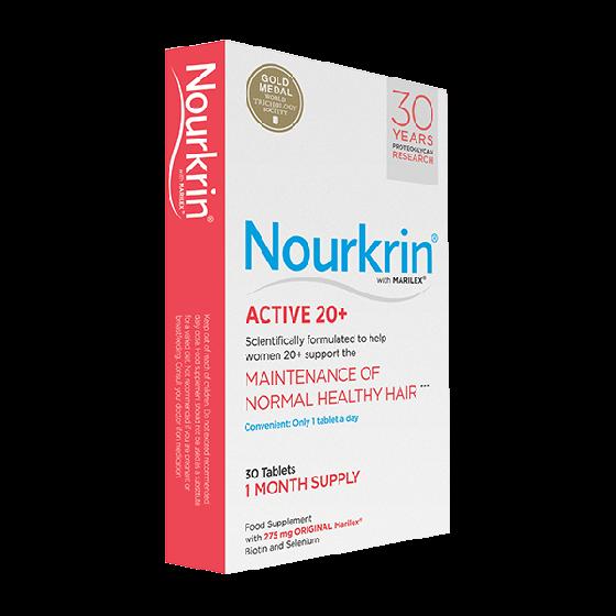 Nourkrin Active 20+ Maintenance of Normal Healthy Hair (30)