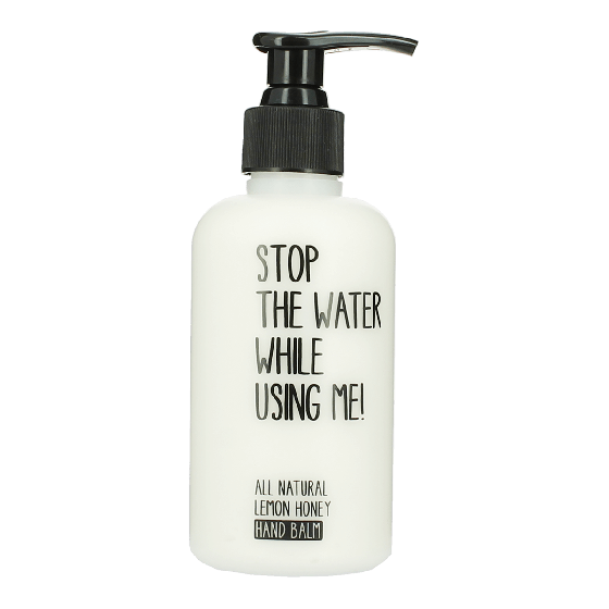 Stop The Water While Using Me! Lemon Honey Hand Balm 200ml