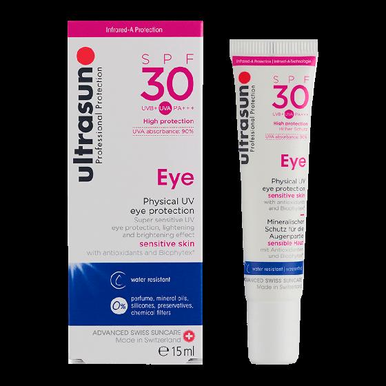 Ultrasun Eye Physical UV Eye Protection SPF 30 15ml
