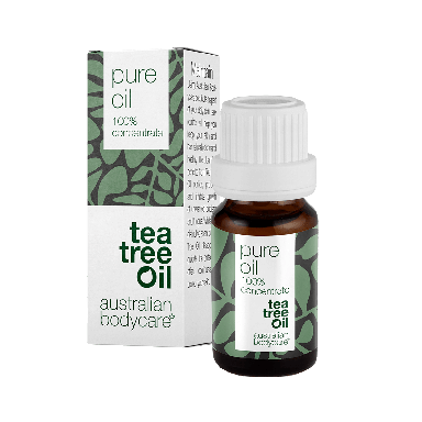 Australian Bodycare Tea Tree Oil 100% Concentrate Pure Oil 10ml