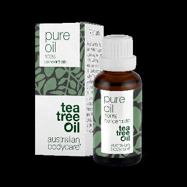 Australian Bodycare Tea Tree Oil 100% Concentrate Pure Oil 30ml