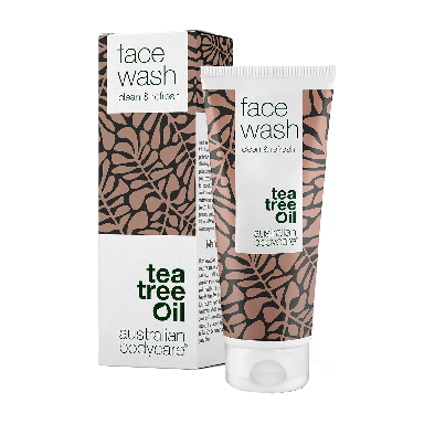 Australian Bodycare Tea Tree Oil Face Wash 100ml