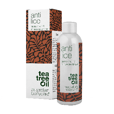 Australian Bodycare Tea Tree Oil Anti Lice 100ml