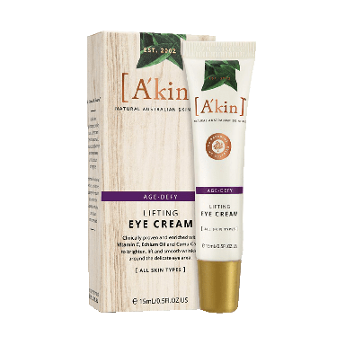 A'kin Age-Defy Lifting Eye Cream 15ml