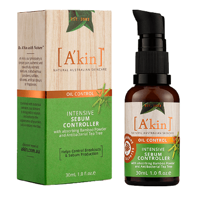 A'kin Oil Control Intensive Sebum Controller 30ml