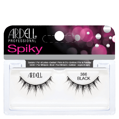 Ardell Spiky Lashes 386 Black
