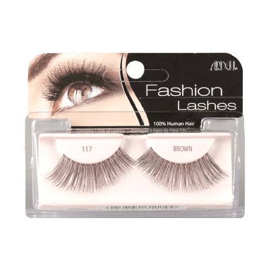 Ardell Natural Lashes 117 Brown