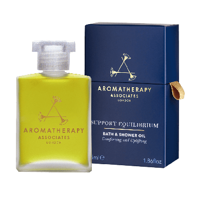 Aromatherapy Associates Support Equilibrium Bath and Shower Oil 55ml