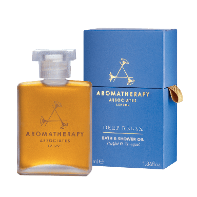 Aromatherapy Associates Deep Relax Bath and Shower Oil 55ml