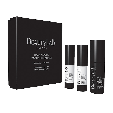 Beauty Lab London Black Diamond Skincare Discovery Set