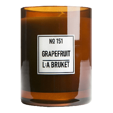 L:A BRUKET Grapefruit  Scented Candle 260g