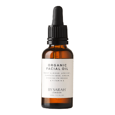 BY SARAH LONDON Organic Facial Oil 30ml