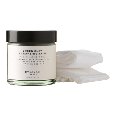 BY SARAH LONDON Green Clay Cleansing Balm 60ml
