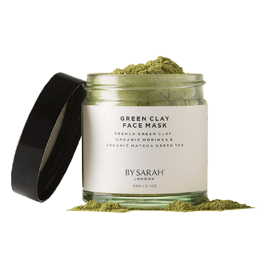 BY SARAH LONDON Green Clay Face Mask 60g