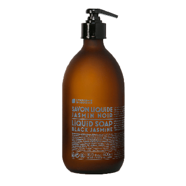 Compagnie De Provence Black Jasmine Liquid Soap 500ml
