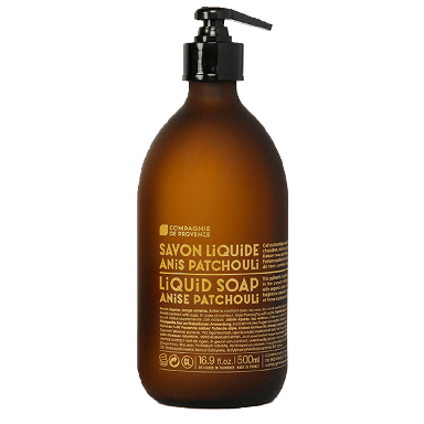 Compagnie De Provence Anise Patchouli Liquid Soap 500ml
