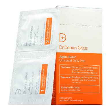 Dr Dennis Gross Alpha Beta Universal Daily Peel - 30 packettes