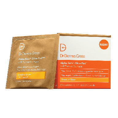 Dr Dennis Gross Alpha Beta Glow Pad Gradual Glow - 20 applications