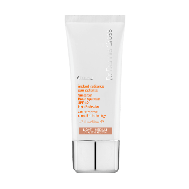 Dr Dennis Gross Instant Radiance Sunscreen SPF 40 Light-Medium 50ml