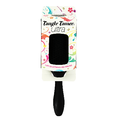 Denman D90L Tangle Tamer Black Brush Ultra Large