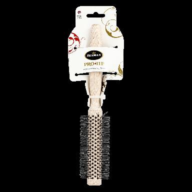 Denman DPT119N Pro Tip 19mm Radial Boar FSC Brush
